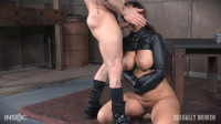 Syren De Mer - Hot Cougar is helpless in a straight jacket - english, love, new.
