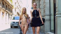 Beach Babe Covered in Filth and Used Like a Public Trashcan (bounce, new, vid)...