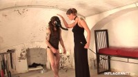 Julia Power Taking The Slave Out To Play (huge dick, blows, huge, tit)