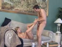 Naked babysitter