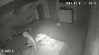 Hidden camera in a private boarding house