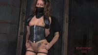 Super bondage, strappado and torture for beautiful young slut