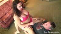 Amys Conquest - Musclebunny - Secret Sessions.