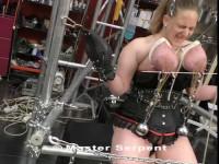 Torture Galaxy video of Model Betty video v26