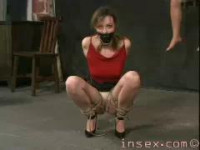 Insex - Mollys Toe Stretch (Live Feed From June 9, 2001) (Molly)