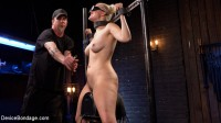 Blonde Brat Punishment