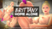 Brittany Home Alone