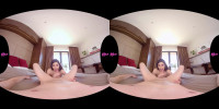 Stacy Sommers 3D VR Porn — Making Up