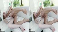 3D — Katy Kiss — Naughty Redhead Bunny
