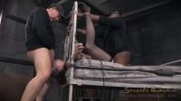 Show With Hard Bed Bondage # 3 (17 Aug 2015) Real Time Bondage