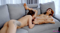 Alya Stark, Veronica Leal - My Yoga Instructor(2020)