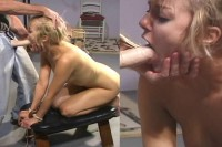 media video tit (Bound and fucked in the ass)...