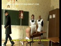 Russian Slaves 63 - Sovjet School