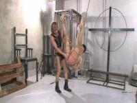 Black Hole — part 9 - Rope Bondage Torture