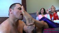 Varsity Brats Lick Lollypops Loser Licks Feet