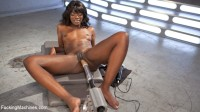 Download Ebony Barbie Squirts On Massive Cocks And Begs For More!!