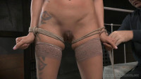 Live SB Show Part 12 - Rain DeGrey # 1 (3 Mar 2014) Real Time Bondage
