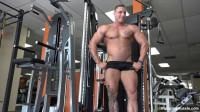 Pumping Muscle Konner P Photo Shoot 1 HD