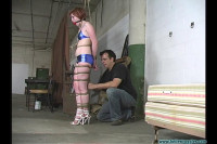 Sexy body Stripper Punished for Stealing From the Club. Enjoy!