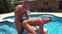 Raw Fuck Club — Michael Roman and Sean Duran flip fuck and breed