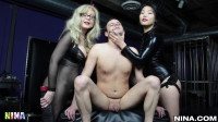Nina Hartley's Role Reversal Threesome (download, new, vid).