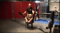 Blowjob trainer live at BoundCon