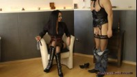 Mistress Zita - Sissy fucking and Humiliation.