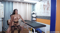 Kesha Ortega - Kesha surrenders to Doctor Nick(2018)