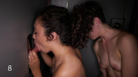 Ora and Yvette 1st Gloryhole Visit