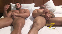 Jimmy Z — Shower and Suck Christian Power and Emiliano
