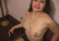 Extreme Torture - Tits Cigarette Torture 2