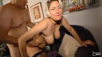 Teresa – German slut stroking cum out (2016)
