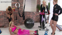 Welcome To The Pussy Gym