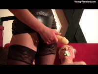 Young-femdom - What's your problem ?