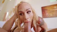 Blonde MILF Sarah Jessie in Wild Anal Session