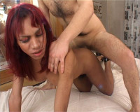 Big ass transsexual