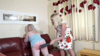 English-spankers - The paddle for Katie