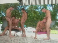 Hot Group Sex With Young Superstars