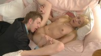 Handsome prick drills her ass for the first time