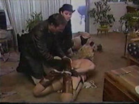 B&D Pleasures - Captured Cop - The  Explosion
