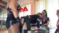 The English Mansion — Bad Maid Good Pt2 - Domination HD