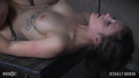 Part 1 Local College girl finds herself bound, fucked, deepthroated