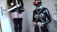 Chastity Maid 2 of 2 - Anna Rose and Cynth Icorn