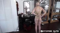 BondageLife - Rachel Greyhound - Wig Show