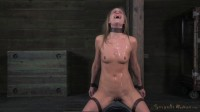 Roxy Rox turned into cocksucking machine brutal deepthroat and bondage (2014)