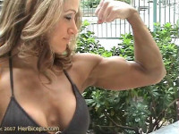 Amy Thompson - Fitness Model