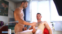 KeumGay Marc & Seb at the Office part 3 of 4