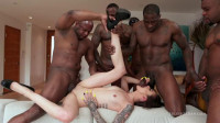 The Gangbang of Marley Brinx(2019)