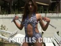 Sexy Tranny Beauty Suyane Dantas...