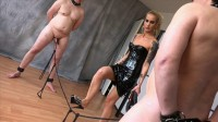 Hard Torture For 2 Slaves – Lady Jasmin – HD 720p